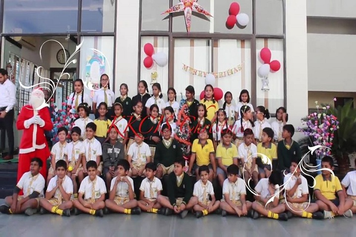 KK Cambridge International School-Christmas Celebration