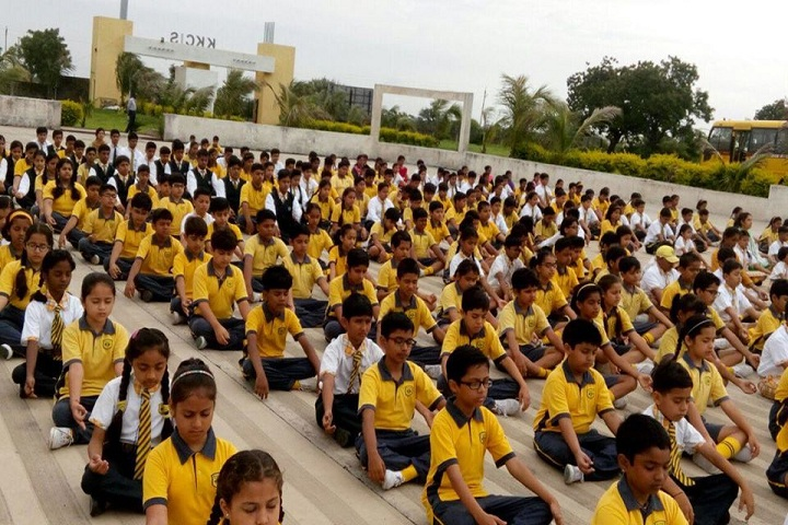KK Cambridge International School-Meditations