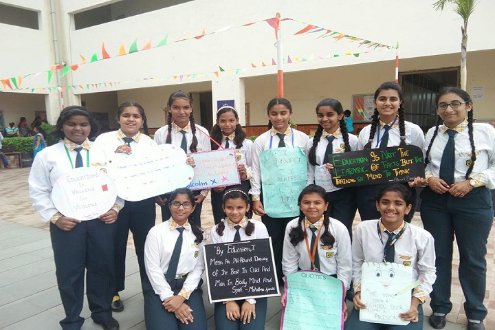 KK Cambridge International School-Poster Presentations