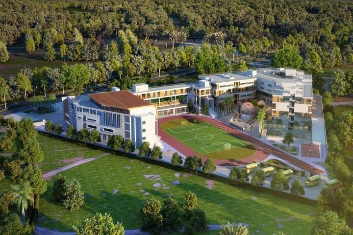 Keystone School-Campus View