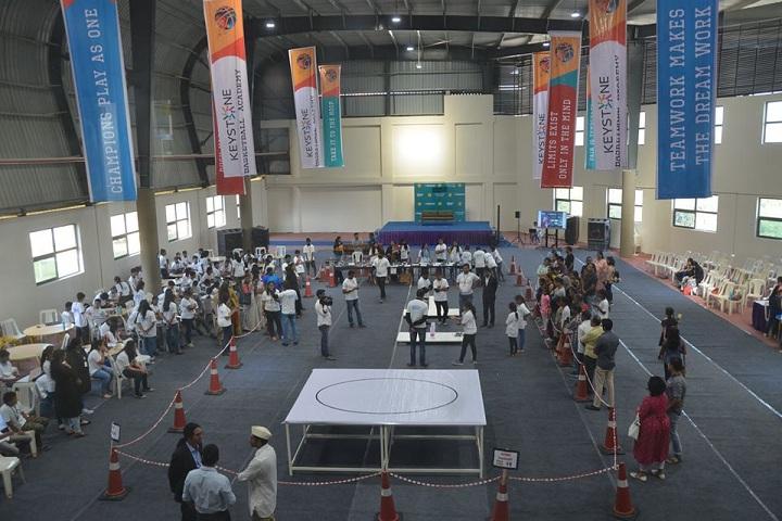 Keystone School-Robo Fest