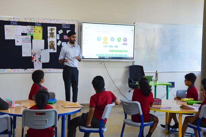 Keystone School-Smart Class Room