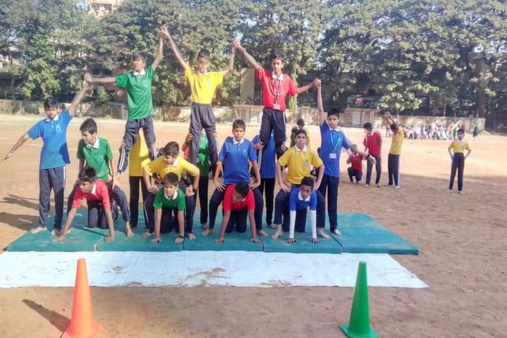 KGT International School-Athletics Meet
