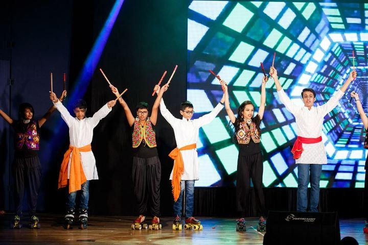 KGT International School-Cultural Event