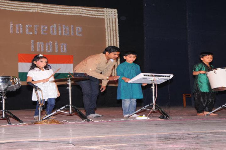 KGT International School-Music Competition