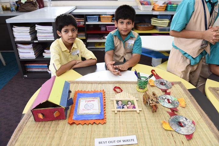 KGT International School-School Exhibition