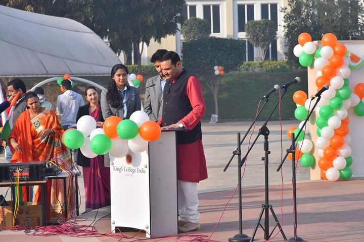 Kings College India-Independence Day