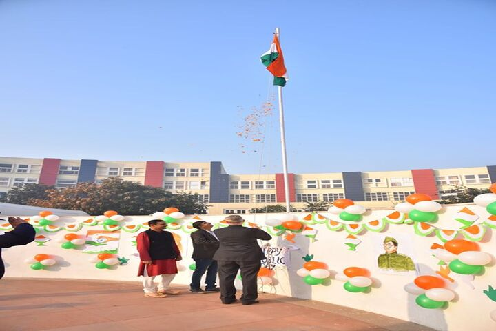 Kings College India-Republic Day
