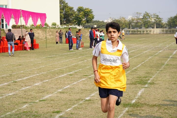 Kings College India-Running Race
