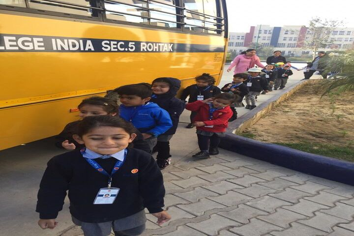 Kings College India-School Trip