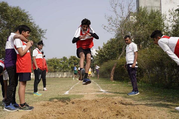 Kings College India-Sports