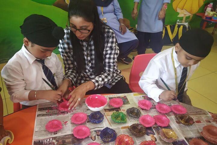 The Lakewood School-Diwali Celebrations