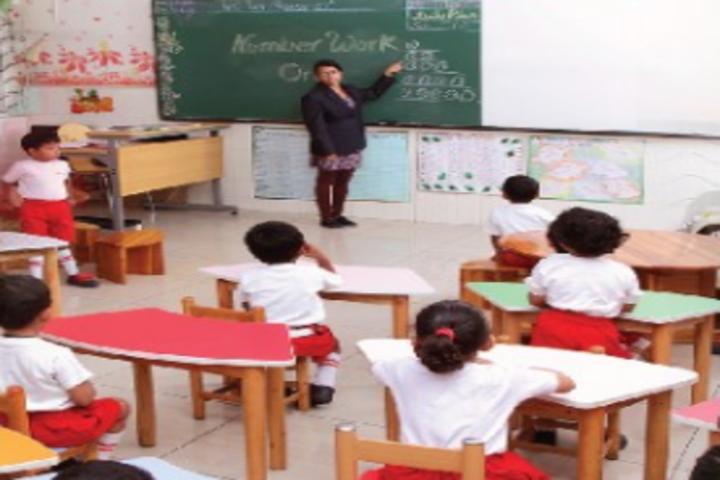 LDR International School-Classroom