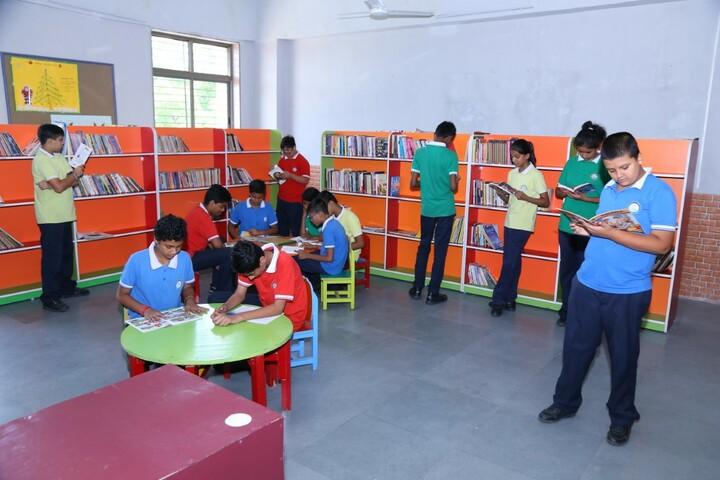 LDR International School-Event-Library