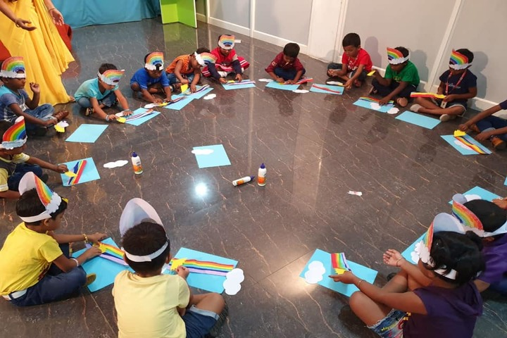 Luxor World School-Activity Room