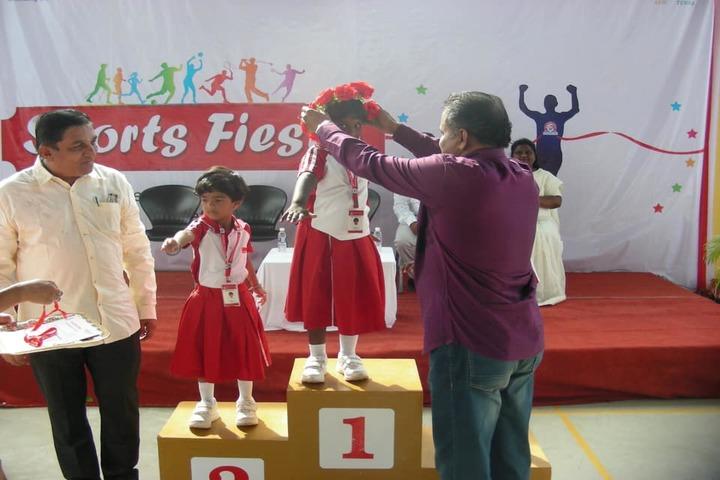Luxor World School-Award Ceremony