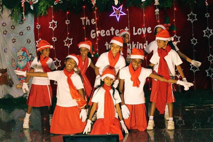 Luxor World School-Christmas Celebrations