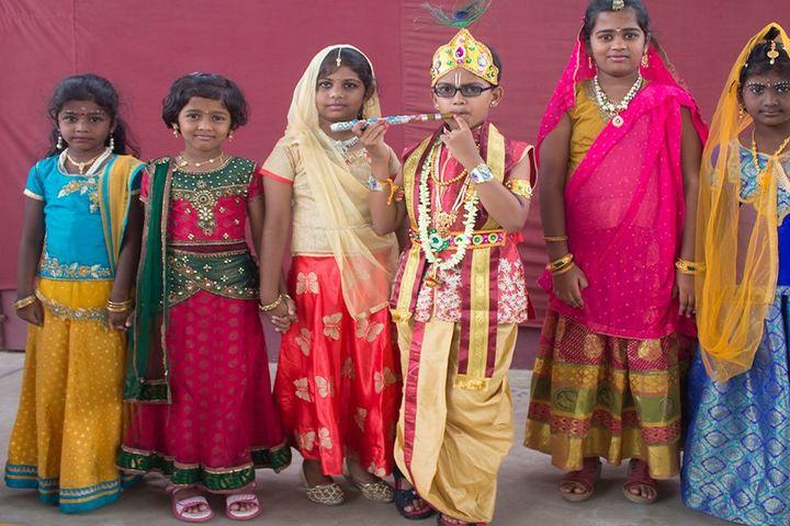 Luxor World School-Fancy Dress Celebrations