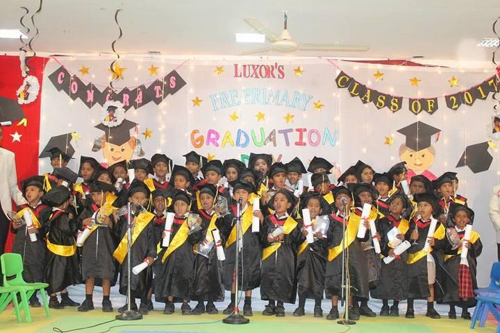 Luxor World School-Graduation Day