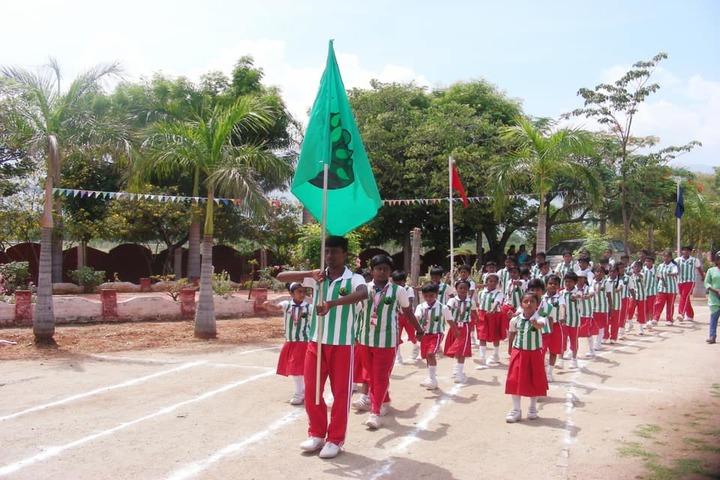 Luxor World School-Investiture Ceremony