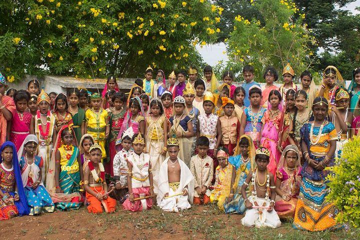 Luxor World School-Janamastami Celebrations