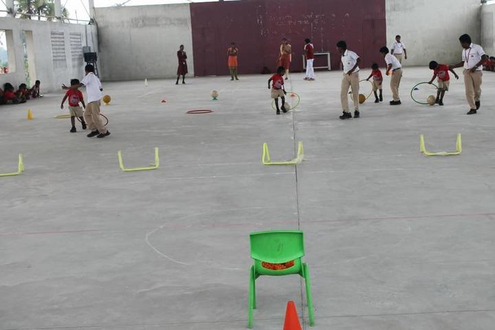 Luxor World School-Sports Day