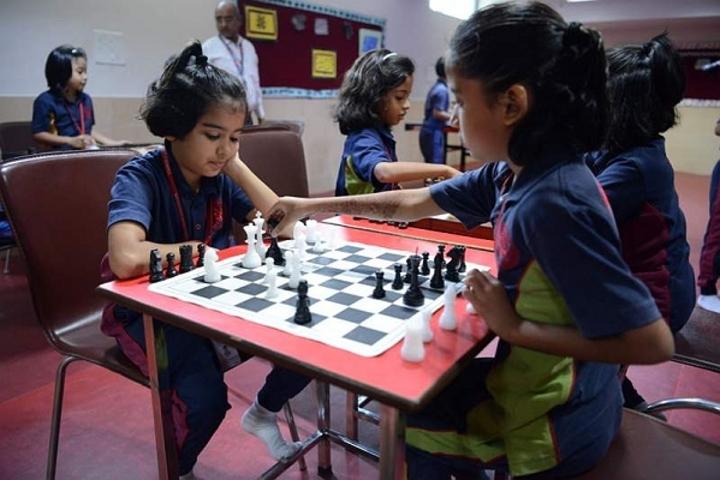 Meenakshi World School-Chess
