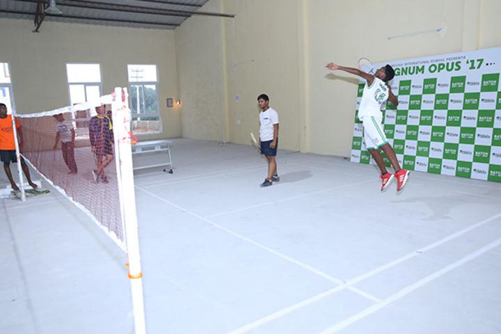 Meluha International School-Indoor Games