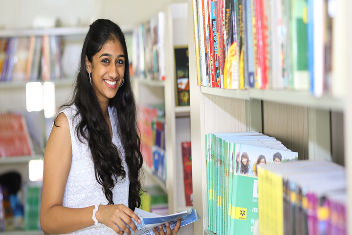 Meluha International School-Library