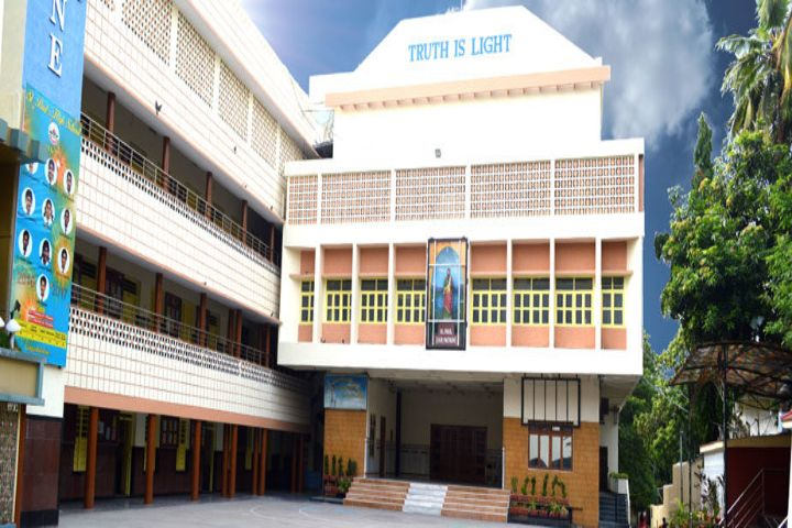 St Pauls High School-Campus