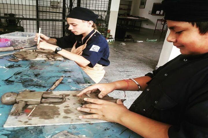 Miri Piri Academy-Clay Activity