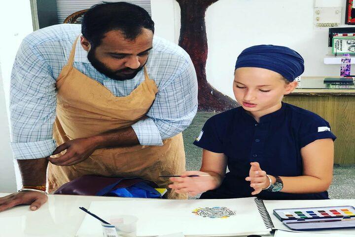Miri Piri Academy-Painting Classes