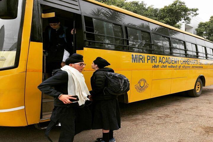 Miri Piri Academy-Transport