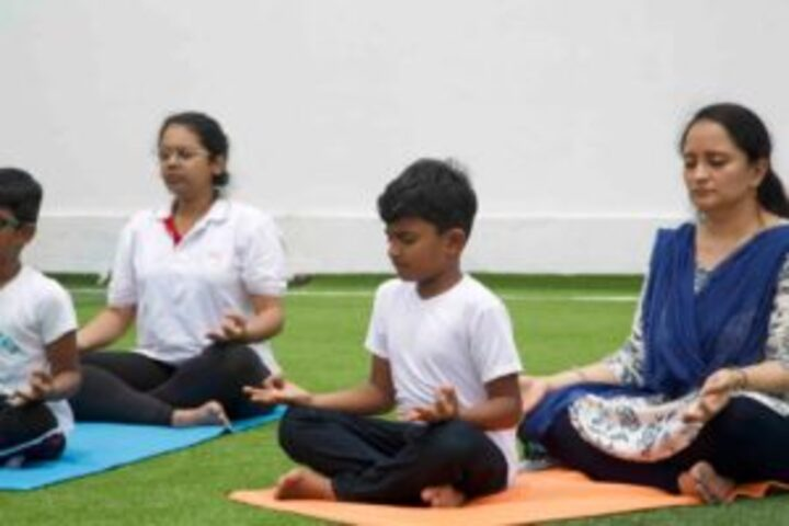 Nalapad Academy-Yoga Classes