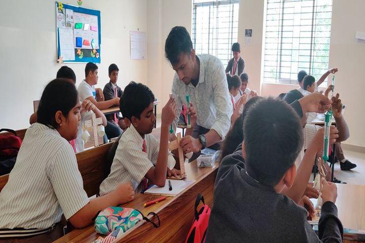National Public School-Classroom