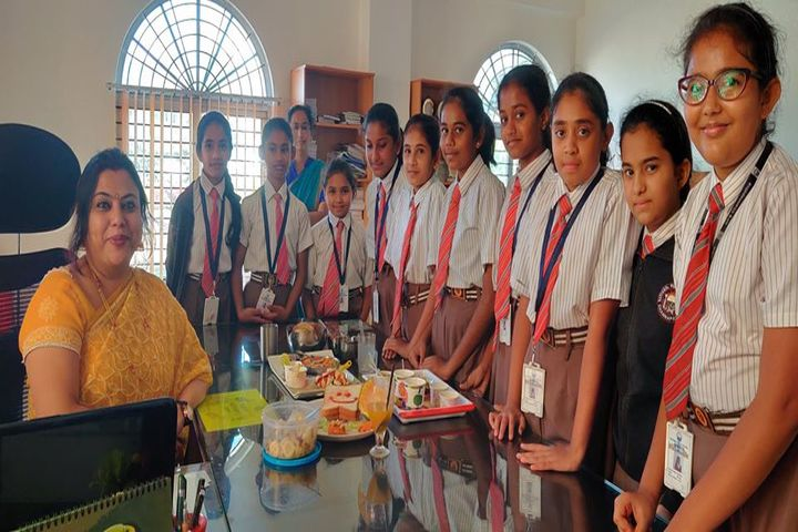 National Public School-Food Fest