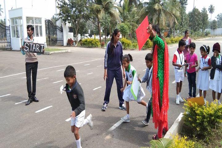 National Public School-Games