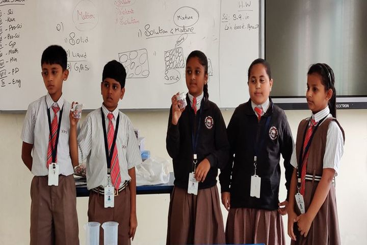 National Public School-Project