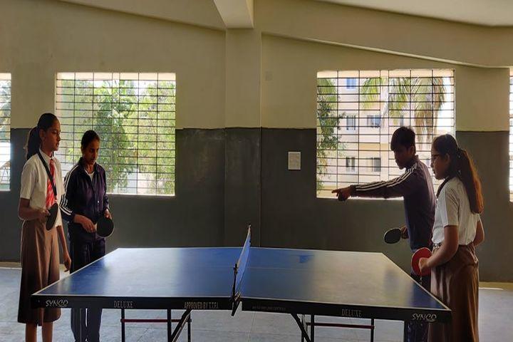 National Public School-Table Tennis