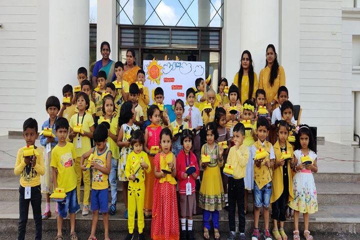 National Public School-Yellow Day