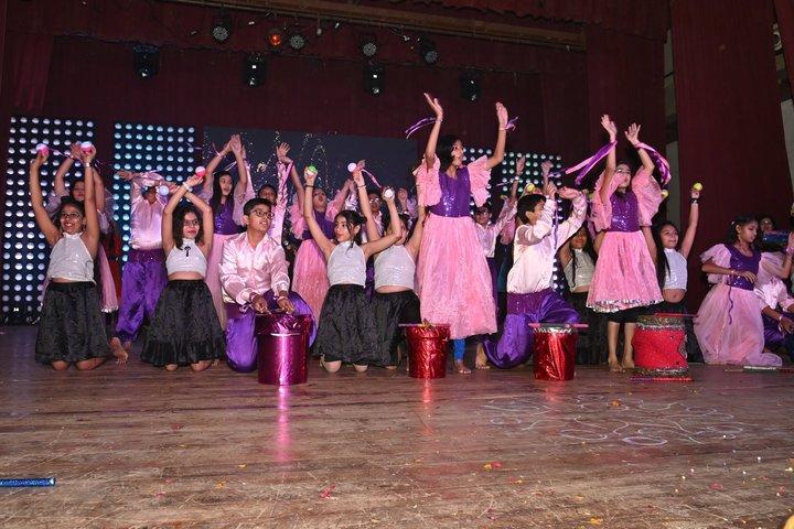 Nelsons International School-Annual Day