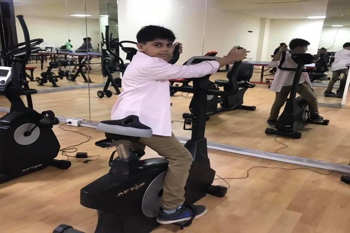 Nelsons International School-Gym