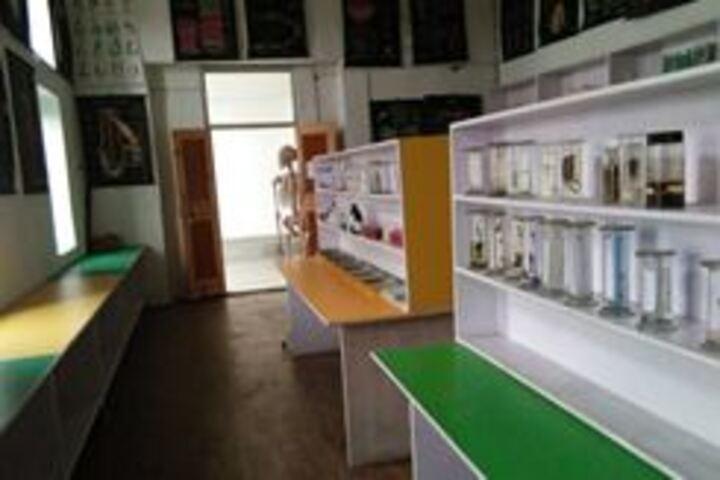 Oasis Educational Institute-Labs