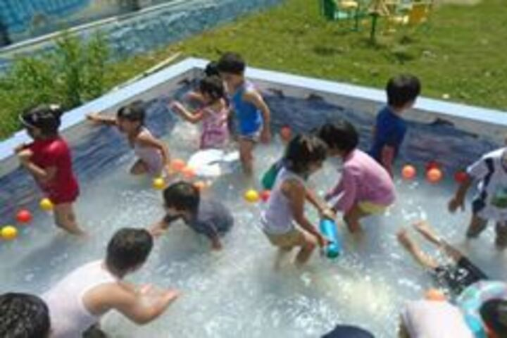 Oasis Educational Institute-Pool Party