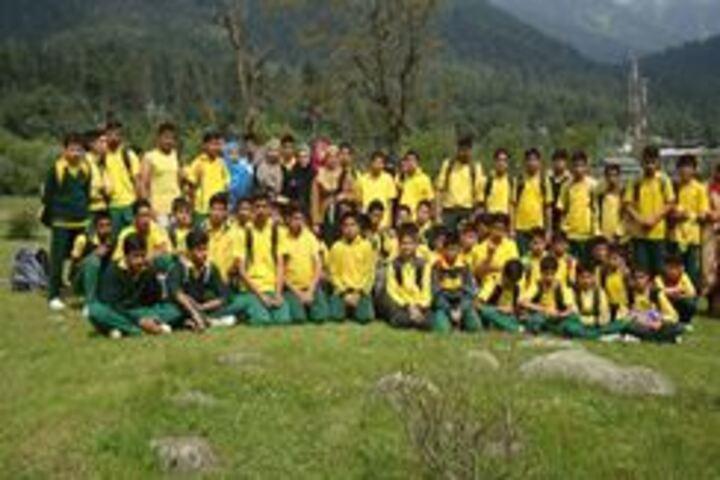 Oasis Educational Institute-School Tour