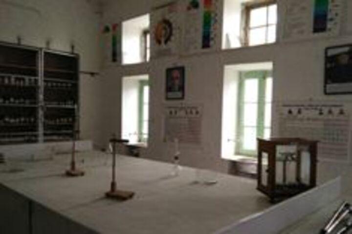 Oasis Educational Institute-Science Labs