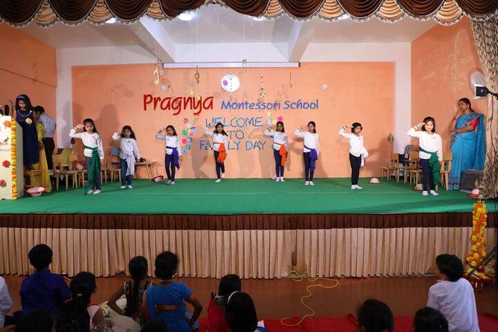 Pragnya Montessori School-Dance