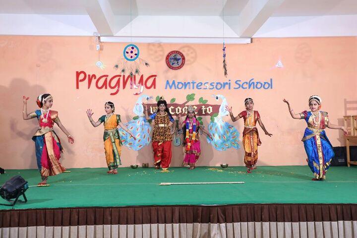 Pragnya Montessori School-Drama