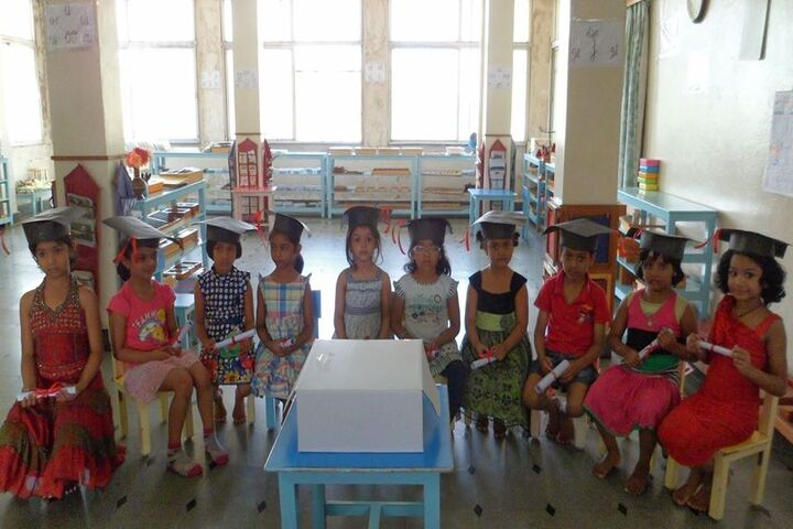 Pragnya Montessori School-Graduation Day