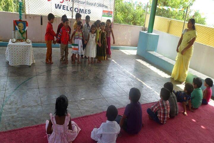 Pragnya Montessori School-Republic Day